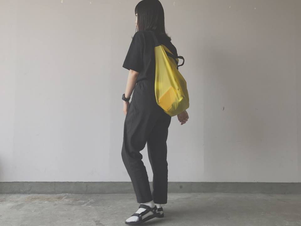 [CAMP PACK YELLOW]