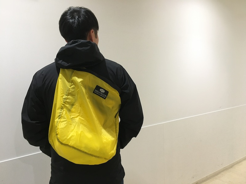 【CAMP PACK YELLOW】