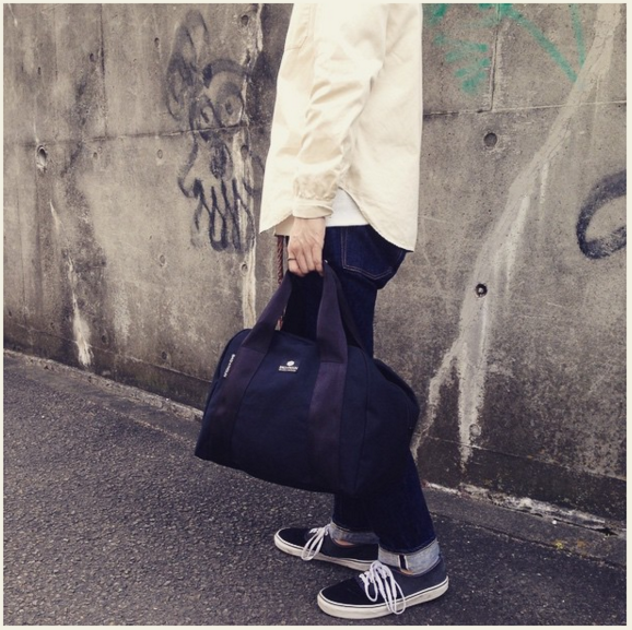 [ LIGHT DUFFLE CORDURA 'S' ]