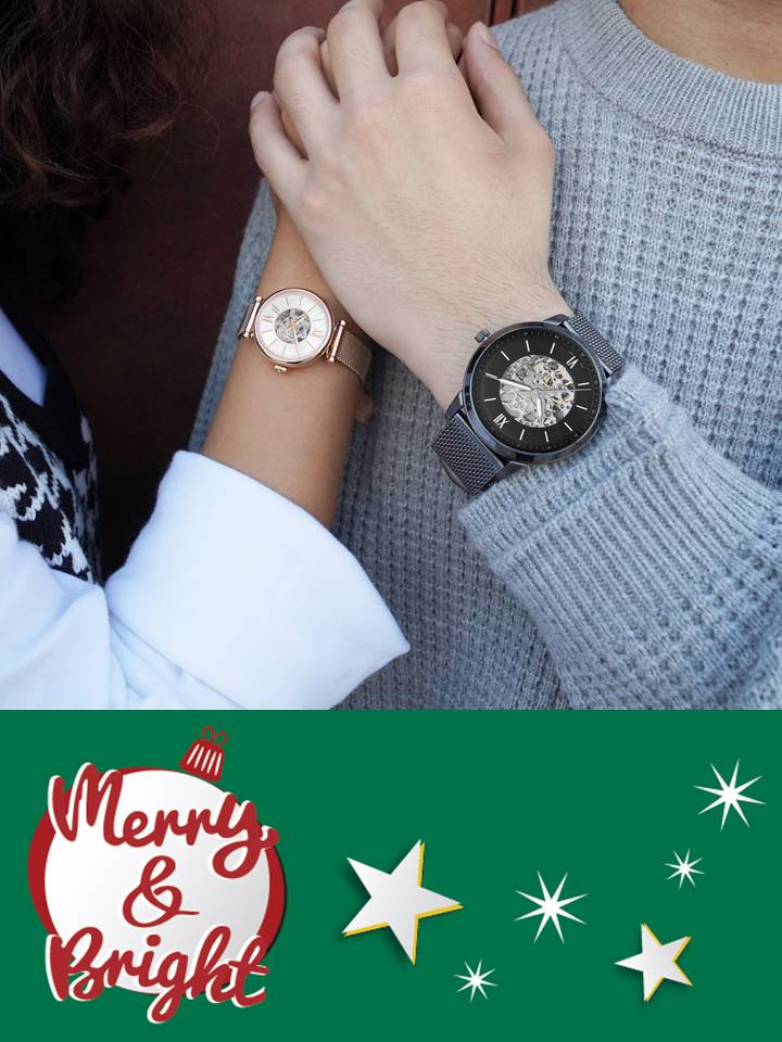 Pair Watch Promotion実施中☆
