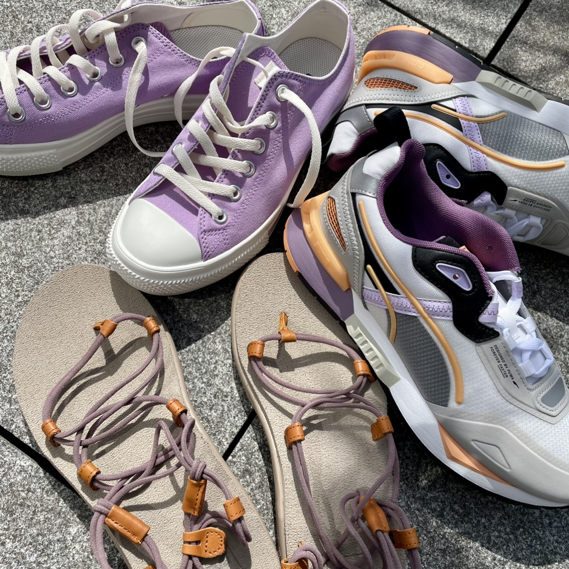 SELECT LILAC COLOR