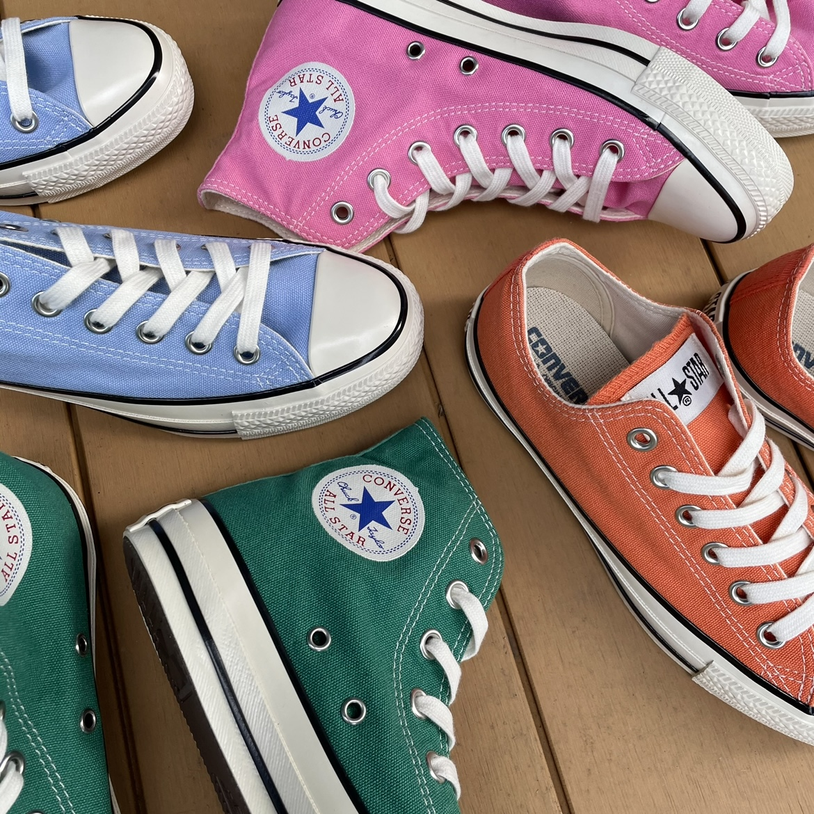 ALL STAR US COLORS