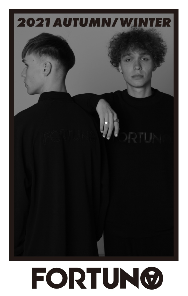 FORTUNAHOMME 2021 AUTUMN/WINTER COLLECTION 取扱いスタート!